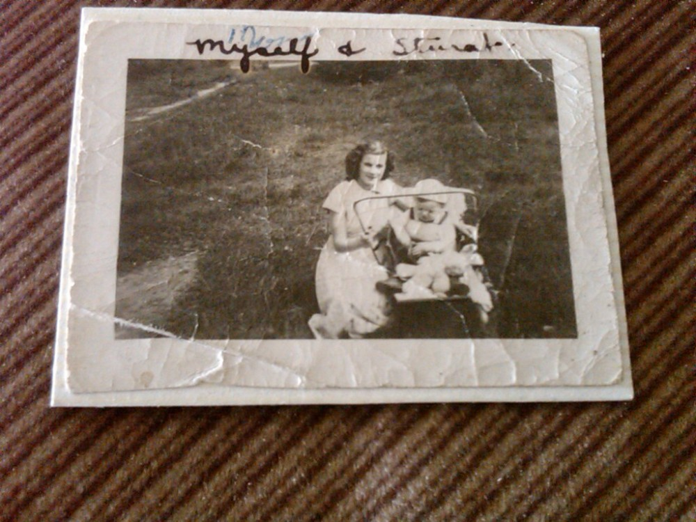 A Tribute To Joan Marie Finlay(nee Whiffin), My Mother (1/4)