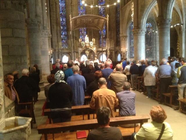 Mass for Pilgrims